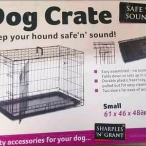 Dog Crate / Small Size